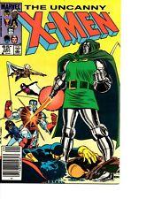 The Uncanny X-Men # 197, Claremont & Romita Jr., Versus Doctor Doom,1st Printing