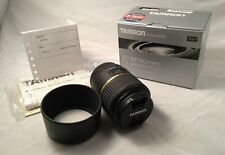 Tamron SP SP Di II LD IF MACRO 60-60mm f/2.0 Di-II LD AF IF Lens - Sony A-Mount