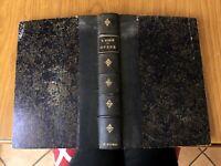 ANTICO LIBRO G. BYRON OPERE NAPOLI NICOLA JOVENE & C. 1895