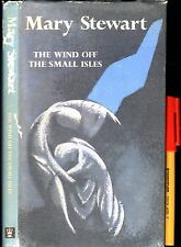 MARY STEWART 1st Edition 1968 THE WIND OFF the SMALL Canary ISLES Hardcov w/jkt