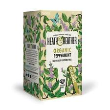 💚 Heath & Heather Organic Peppermint Infusion 20 bagss