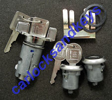 1983-1992 Chevrolet S-10 Pickup Ignition Door Locks