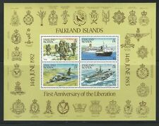 Souvenir sheet Falklands Island  mint NH