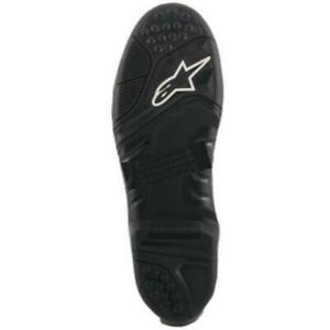 Alpinestars 2020 Replacement Boot Sole For Tech 10/Supervented Boots - Black
