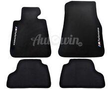 BMW 2 Series F23 M235i M240i Black Carpets With M Performance Emblem LHD