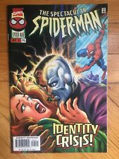 Marvel Comic PETER PARKER THE SPECTACULAR SPIDER-MAN #245 (1997)