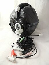 Turtle Beach Ear Force X11 Black/White Headband Headsets for Multi-Platform