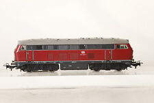 Märklin H0 3075 Locomotive Diesel Db 216 025-7 Rouge 1968-71 (3819)
