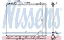 NISSENS Radiador, refrigeración del motor MITSUBISHI MONTERO L 62895A