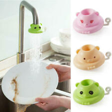 Water Strainers 360 Degree Rotating Bathroom Kitchen Water Saving Faucet Heads
