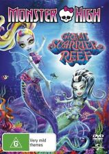 Monster High: Great Scarrier Reef  - DVD - NEW Region 4
