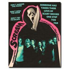 Scream 24x30inch Classic Horror Movie Silk Poster Wall Decoration Art Print