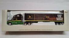 Speccast Diecast John Deere Freightliner C120 7000 Series Truck Trailer JD