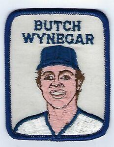 BUTCH WYNEGAR 1978-79 Vintage Penn Emblem Baseball Patch-Twins-NY Yankees (RARE)