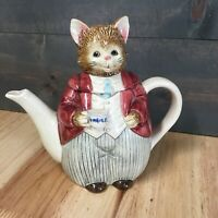 Otagiri Cat Teapot Japan