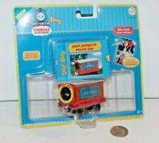 Thomas & Friends Train Tank Take N Play Railway Along Jack Jumps Movie Car NEW