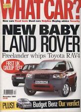 WHAT CAR? MAGAZINE - December 1997
