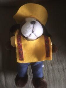 Mexican Dog plush doll