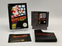 Super Mario Bros | Nintendo NES PAL A UKV | Boxed with Manual COMPLETE