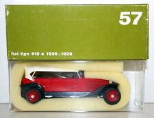 Modellini statici di auto, furgoni e camion Rio per Fiat