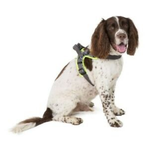 3 PEAKS LIGHTWEIGHT STEP IN DOG HARNESS SMALL MEDIUM OR LARGE NAVY OR GREY NEW