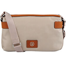 6d82ee530263f NEU BOGNER Elba May beige Tasche Handtasche Umhängetasche BAG mit Leder