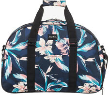 Roxy Feel Happy Holdall in Anthracite Tropicoco S