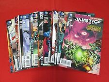 BACKSTOCK BLOW OUT - DC NEW 52 LOT OF 25 ALL DIFFERENT COMICS
