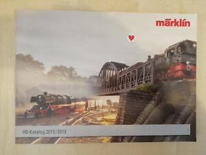 Märklin H0-Katalog 2012/2013 - sehr guter Zustand (1439)