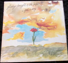 GLADYS KNIGHT & THE PIPS I Feel A Song LP
