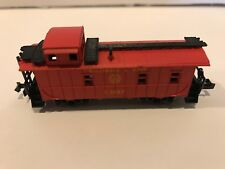 MRC #7086 Baltimore & Ohio Caboose. (NEW ! in O/B) Ngauge