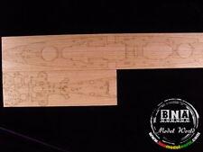 Artwox 1/350 DKM Admiral Graf Spee Wooden Deck for Academy kit #14103 AW10049