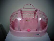 Iris Pet Dome House Pink Gerbil hamster