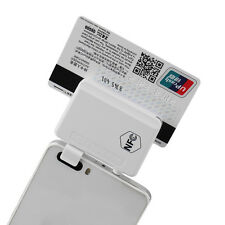 New NFC Contactless Tag Reader Writer Magnetic Card Reader For Smart Phones
