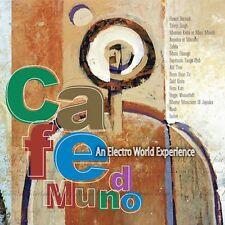 Various Artists, Sun - Cafe Mundo: An Electro World Experience [New CD]