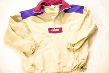 Vintage Womens Columbia Pull Over Windbreaker Medium