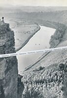 Hessigheim am Neckar - Felsengärten - um 1955   K 12-14