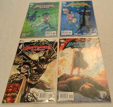 NIP NEW Batman & Robin DC Comics June '10 Aug '10 Oct '10 Dec '10 #11#13 #14 +