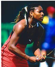 SERENA WILLIAMS 8 X 10 PHOTO WON US FRENCH Australian OPEN Wimbledon OLYMPICS 1