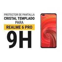 Sentete® Realme 6 Pro Protector de Pantalla Cristal Templado PREMIUM