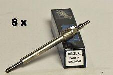 DIESEL RX 2003-2006 FORD 6.0L POWERSTROKE GLOW PLUG 6.0L set of 8 - DRX00541