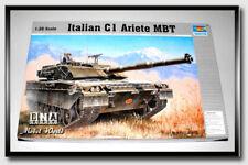 Trumpeter 1/35 Italian CI Ariete Main Battle Tank (MBT)
