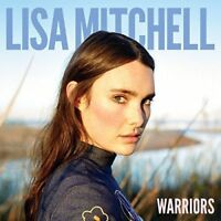 Lisa Mitchell - Warriors [New & Sealed] Digipack CD