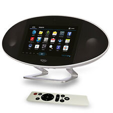 Internet Radio InterntTV Xoro HMT 390 D mit WiFi  Radio Multimedia-Player WLAN