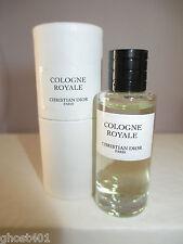 DIOR - La Collection Privee Cologne Royale mit Box  7,5ml EdP