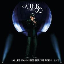 XAVIER NAIDOO - Alles Kann Besser Werden-Live -- CD  NEU & OVP