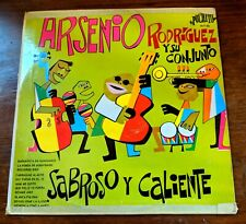 Arsenio Rodriguez Y Su Conjunto – Sabroso y Caliente / PUCHITO LP MLP 586