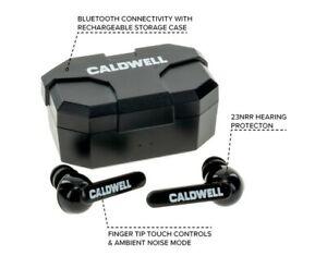 Caldwell 1102673 Electric Earplugs In-Ear Bluetooth