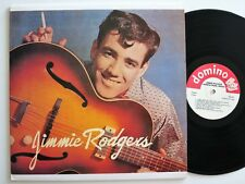 JIMMY RODGERS WOMAN FROM LIBERIA DOMINO ROCK&ROLL LP NM Kisses sweeter than wine
