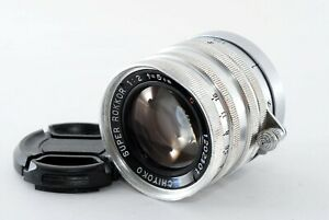 [AS IS] Chiyoko Super Rokkor C 5cm 50mm f/2 Prime Lens Leica Screw Mount LTM L39